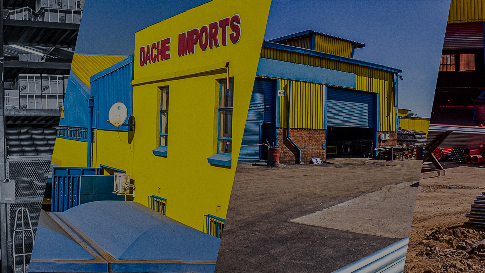 Welcome to Dache Imports